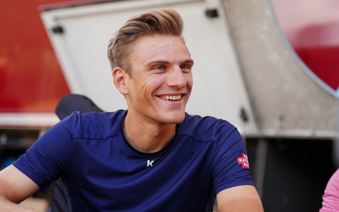 CP Meets Marcel Kittel At The Tour De France