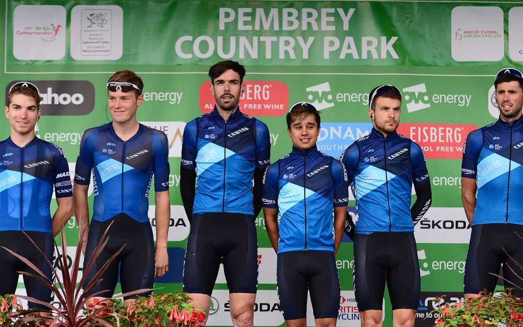 CP Partners With Canyon On Tour Of Britain Documentary