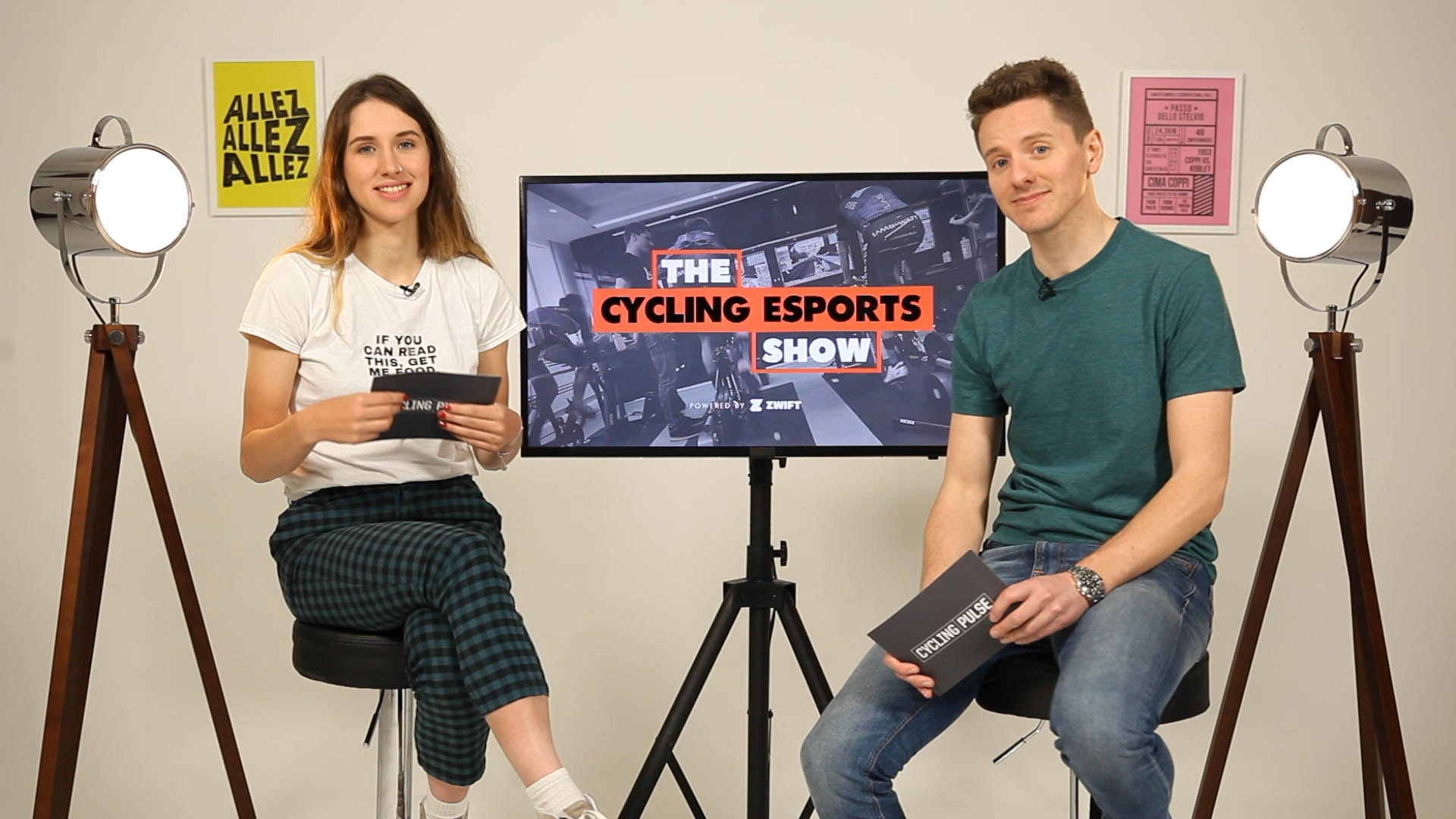The Cycling Esports Show
